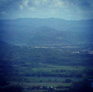 Gurabo, Puerto Rico - Mountains of Gurabo.
