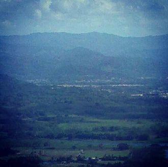 Gurabo, Puerto Rico - Image: Mountains of Gurabo, Puerto Rico