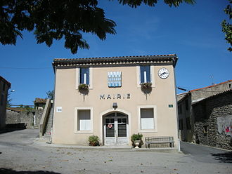 Mouthoumet - Image: Mouthoumet Mairie
