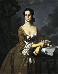 Mrs. Daniel Hubbard (Mary Greene)