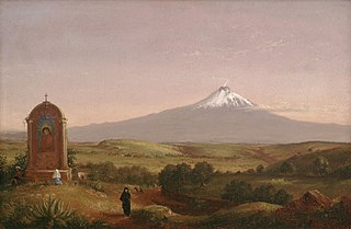Sarah Cole American landscape painter from the 19th Century