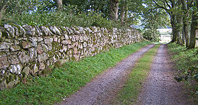 Muchalls castle wikip dia a enciclop dia livre for Meaning of terrace in english