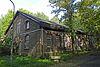 munitie magazijn kleine boerderij gebouw 69 bouwjaar 1904 10-9-11 .1