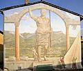 Mur commémorant la ville romaine.jpg