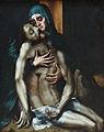 Musée du Louvre - Luis de Morales - Pietà - Ensemble.JPG