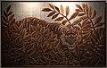 Musée du quai Branly Peintures des lointains Jean Dunand Tigre à l'affût 1930 03012019 6282.jpg