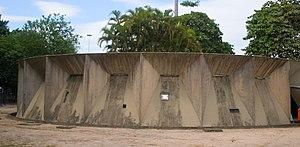 Carmen Miranda Museum - External view of Carmen Miranda Museum in 2007.