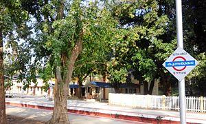 Palakkad–Pollachi line - Image: Muthalamada, Palakkad