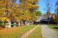 Muzeum - skanzen (Rožnov pod Radhoštěm) - Dřevěné městečko 02.JPG