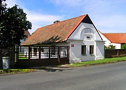 Němčice, Old House.jpg