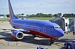 N408WN Southwest Airlines 2001 Boeing 737-7H4 C-N 27895 (8939997047).jpg