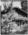 NORTHWEST GABLE - Saratoga Foothill Club, 20399 Park Place, Saratoga, Santa Clara County, CA HABS CAL,43-SARA,2-3.tif