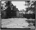 NORTH END, LOOKING SOUTH - Bryce Canyon Lodge, Bryce Canyon, Garfield County, UT HABS UTAH,9-BRYCA,1-10.tif