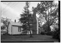 NORTH SIDE FROM NORTHEAST - Quaker Hill (Main House), Route 613, Trevilians, Louisa County, VA HABS VA,55-TREV.V,12-5.tif