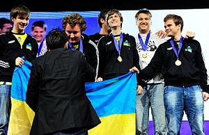 Natus Vincere - Na'Vi winning World Cyber Games 2010