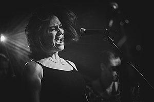 Nadine Shah - Image: Nadine Shah