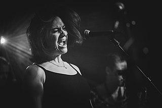 Nadine Shah British singer and songwriter