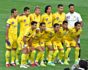 Naft Tehran F.C. - Naft Tehran players in 2011–12 season