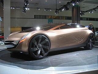 Mazda Nagare Motor vehicle