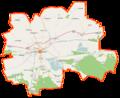 Nakło nad Notecią (gmina) location map.png