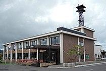 Nakagawa town hall in Hokkaido.JPG