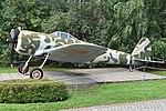 Nakajima Ki43 Hayabusa (ID unknown) – Victory Park, Moscow (37931820205).jpg