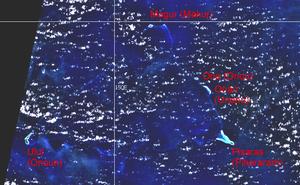 Namonuito Atoll - Image: Namonuito