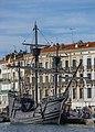 Nao Victoria (ship, 1992), Sète cf04.jpg