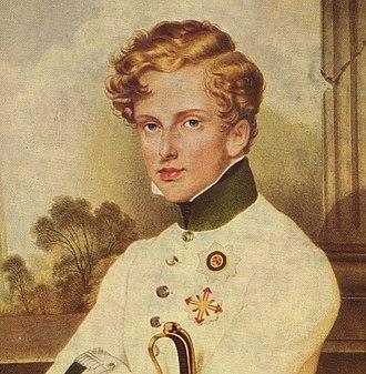 Zákupy - The Duke of Reichstadt