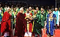 Narendra Modi at the inauguration ceremony of the 103rd Session of Indian Science Congress, in Mysuru on January 03, 2016. The Governor of Karnataka, Shri Vajubhai Rudabhai Vala and other dignitaries are also seen.jpg