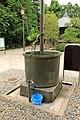 Naritasan Temple roof water collector - takvann-oppsamler b.jpg