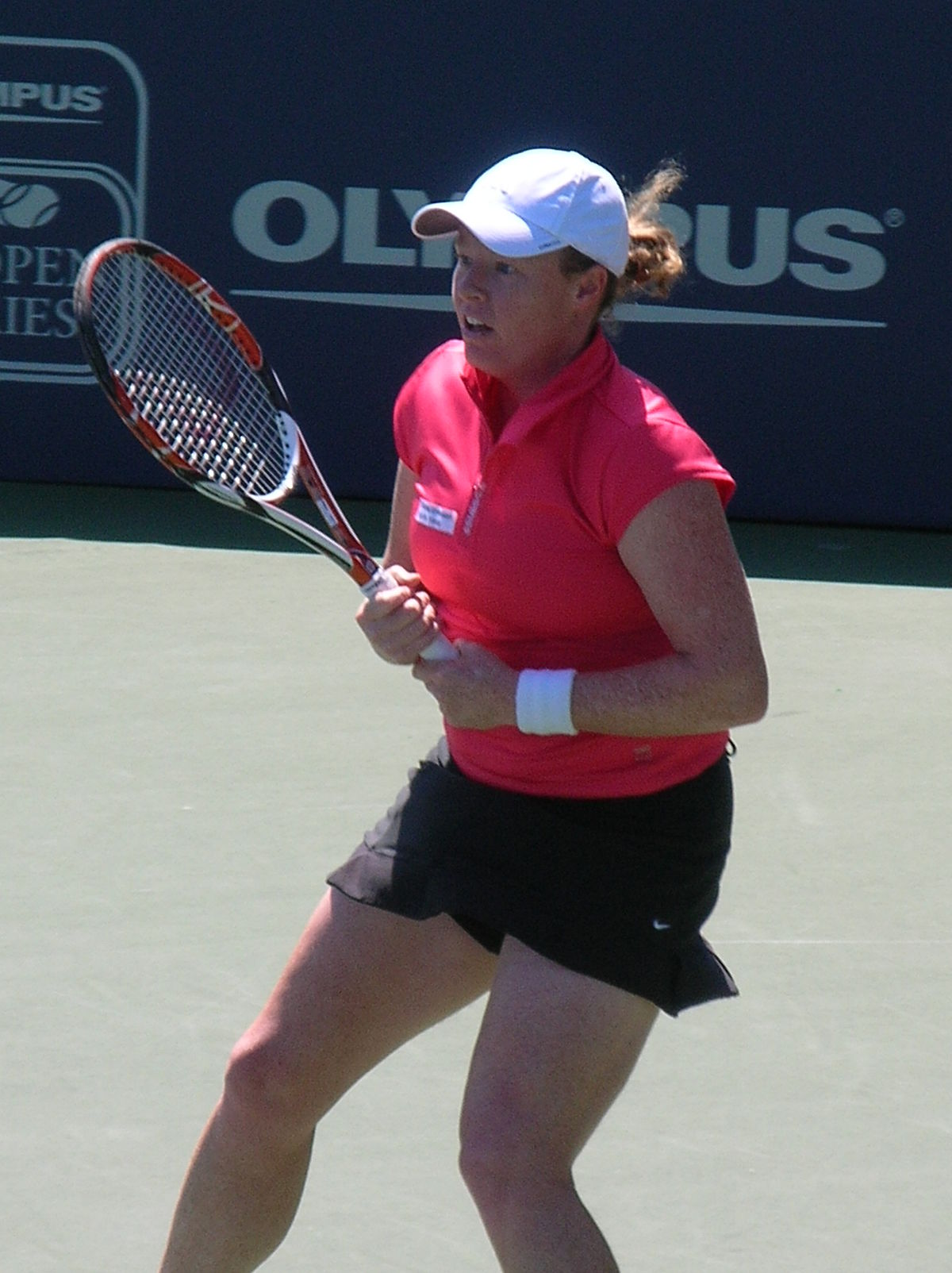 Px Natalie Grandin At Bank Of The West Classic Qualifying