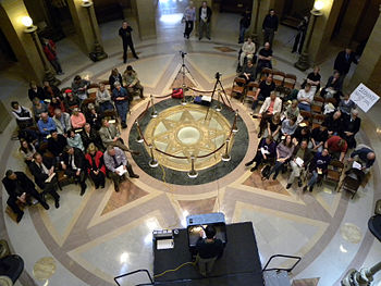 St. Paul, Minnesota May 6, 2010 Humanists, ath...