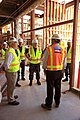 Navy Surgeon General Takes a Tour on New Naval Hospital Construction Site (8117052030).jpg