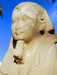 Sphinx of Nectanebo I