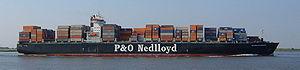 P&O Nedlloyd - Image: Nedlloyd.Barentsz