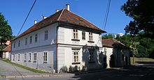 Birthhouse of Antonín Dvořák in Nelahozeves. (Source: Wikimedia)