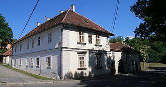 Antonín Dvořák - Birthhouse of Antonín Dvořák in Nelahozeves.