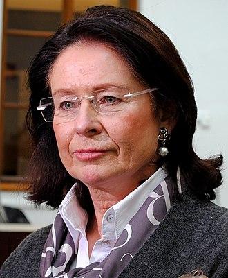 Civic Democratic Party leadership election, 2014 - Image: Nemcova (cropped)