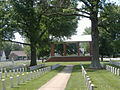 New Albany National Cemetery Rostrum 2.JPG