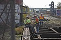 New Bedford Rail Bridges Reconstruction, October 29, 2010 (5126538924).jpg