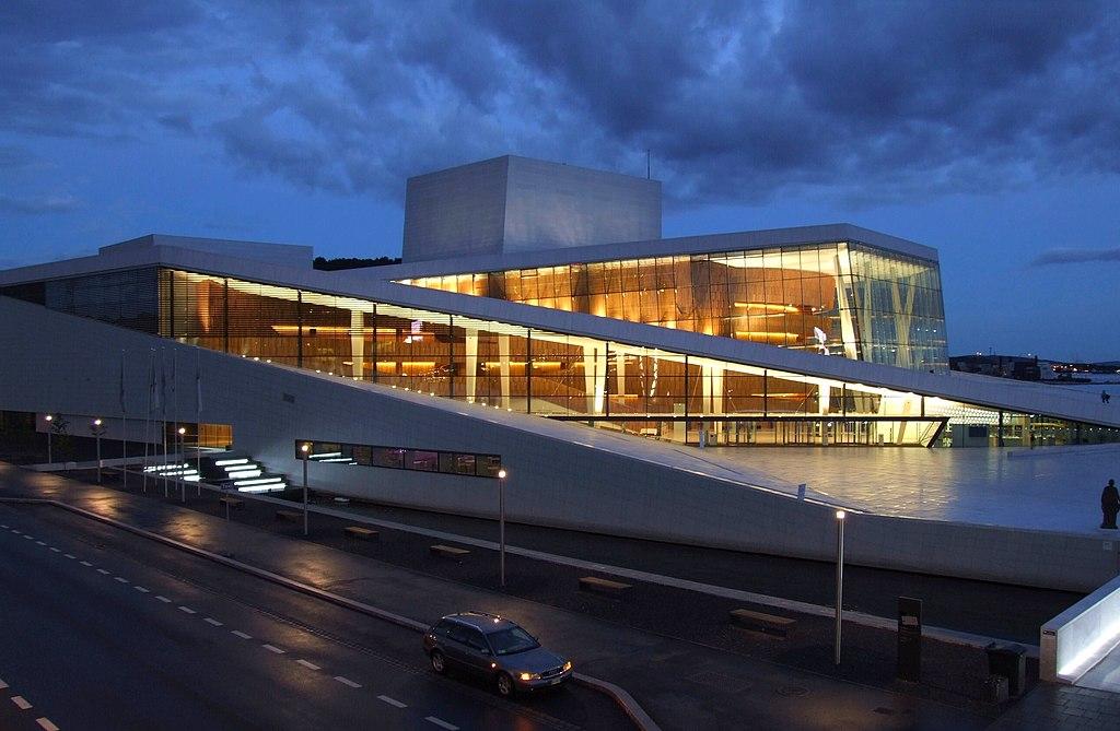 New Opera in Oslo