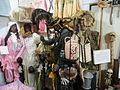 New Orleans, Fauborg Tremé, Backstreet Cultural Museum 22214 Baby Dolls Bones.jpg