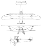 New Standard GD-24 3-View L'Air February 15,1929.png
