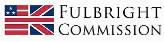 Cultural diplomacy - New US-UK Fulbright Logo