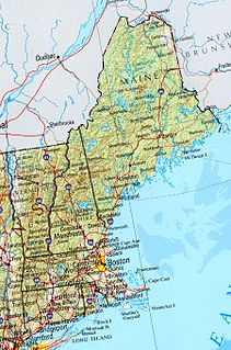 Geology of New England