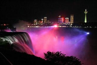 Southern Ontario - Niagara Falls