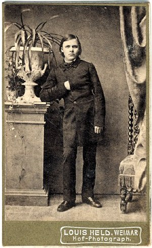 Friedrich Nietzsche - Nietzsche, 1861