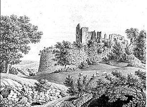 Hochburg - Hochburg 1770
