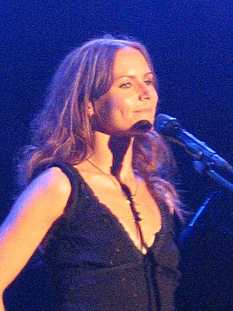 The Cardigans - Nina Persson in concert